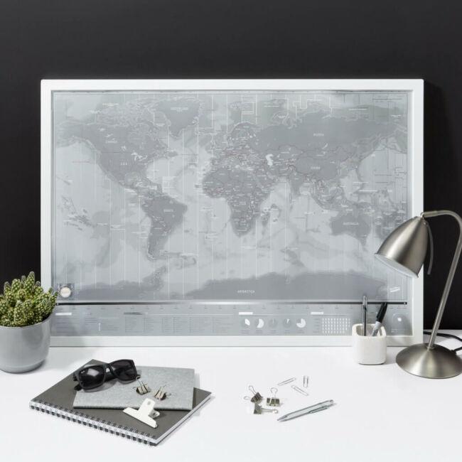 Kaparós térkép - Platinum változatban