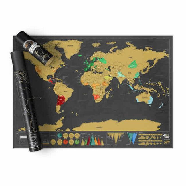 Kaparós térkép - Deluxe változatban