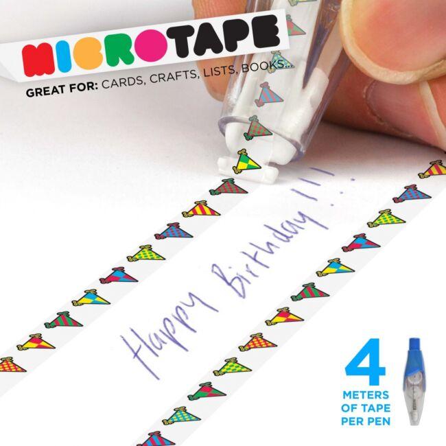 Microtape sordíszítő - Zászlózd fel!