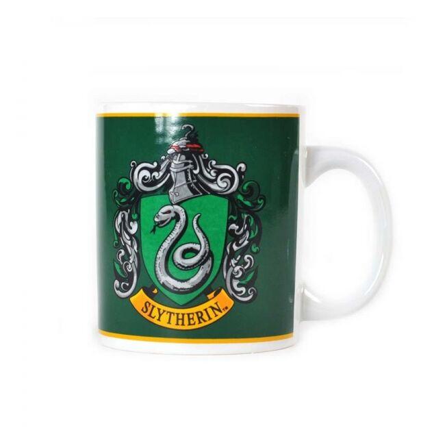 Harry Potter Mardekár ház bögre