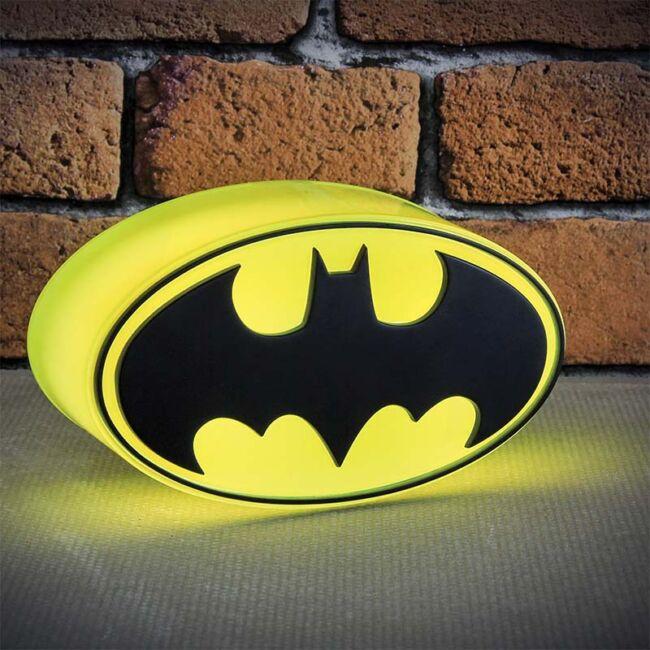 Mini Batman logó lámpa