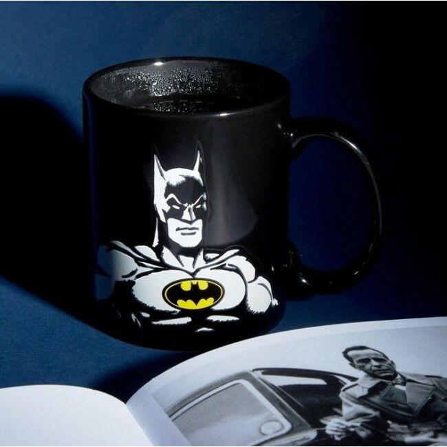 Batman hőre változó bögre