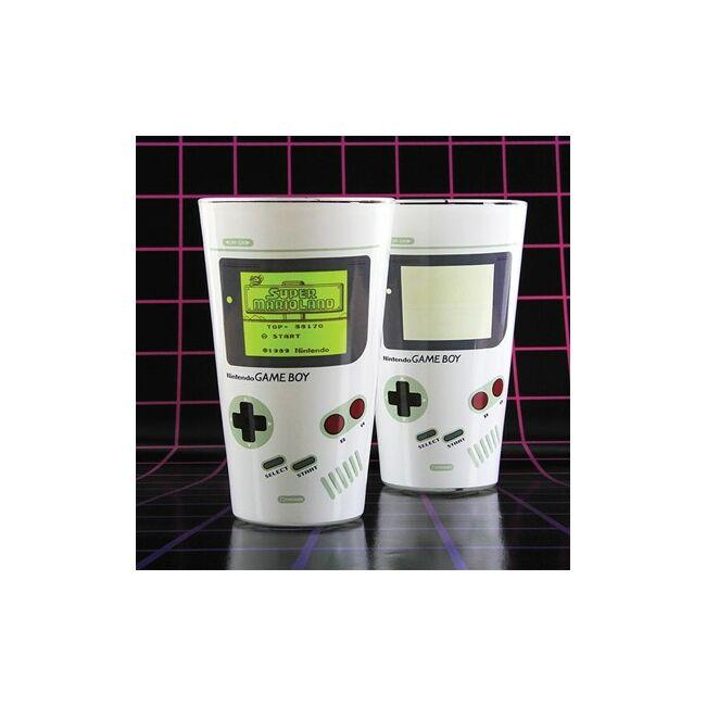 Nintendo Game Boy hőre változó pohár