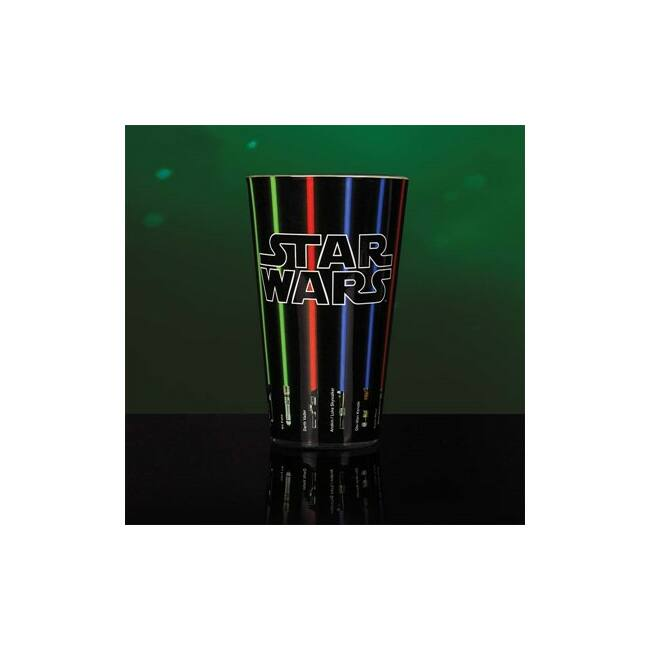 Star Wars fénykard pohár
