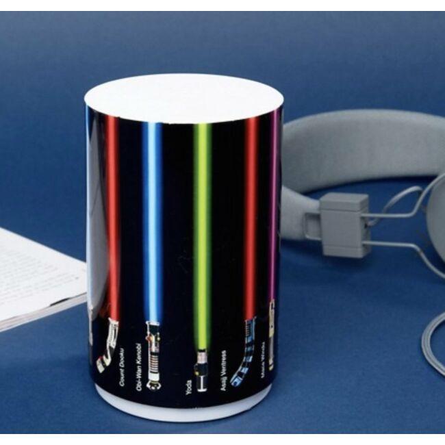 Star Wars mini fénykard lámpa