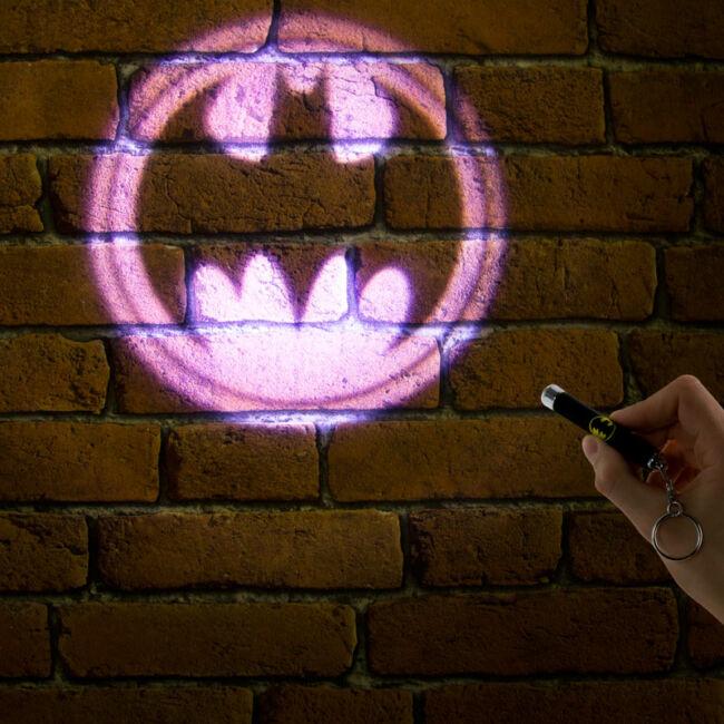 Batman hívó kulcstartó világítás