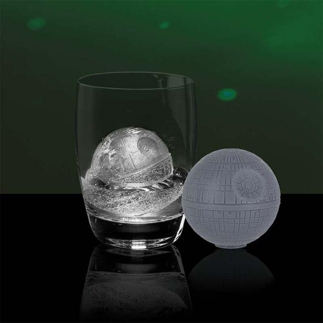 Star Wars Halálcsillag jégkocka készítő forma