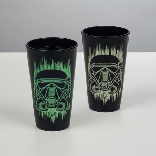 Star Wars Rohamosztagos színváltós pohár