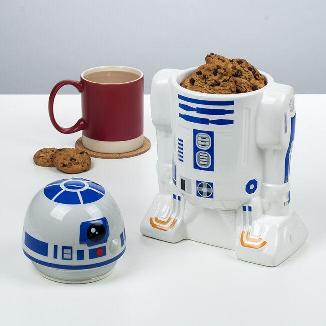 Star Wars R2D2 süti tároló