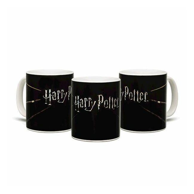 Harry Potter hőre változó varázs bögre