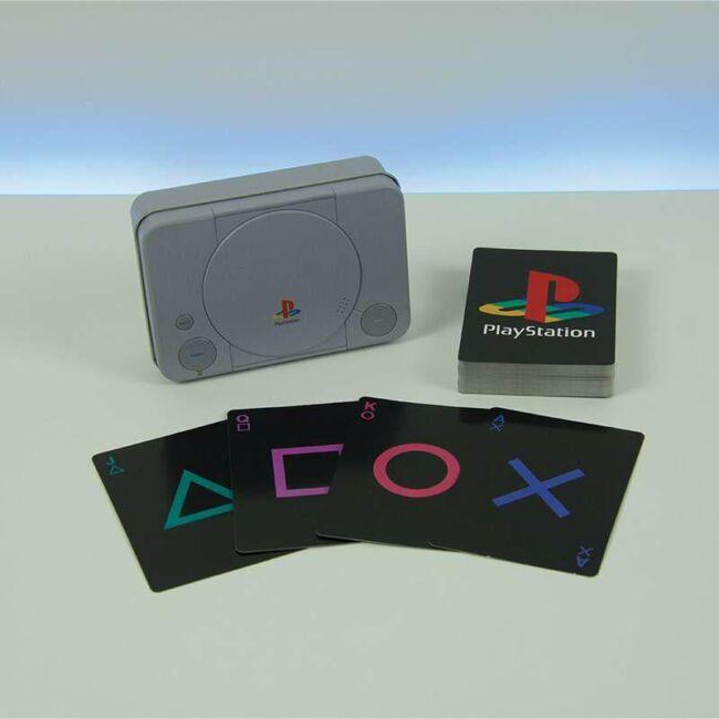 PlayStation francia kártya pakli
