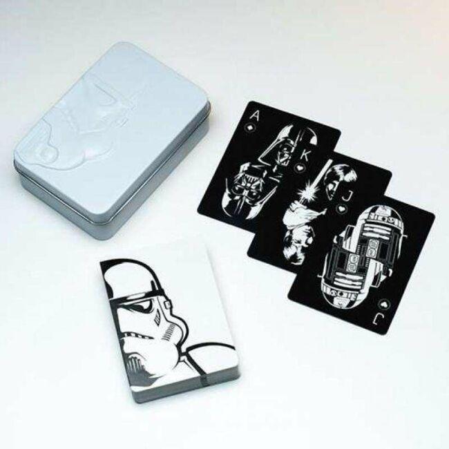 Star Wars francia kártyapakli