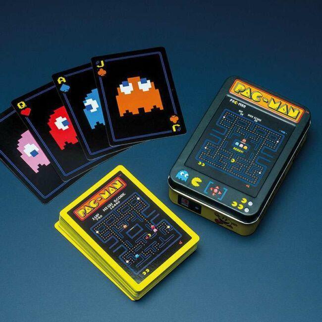 Pac-Man francia kártya pakli