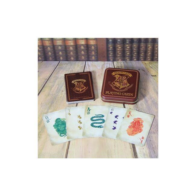 Harry Potter Hogwarts kártya pakli