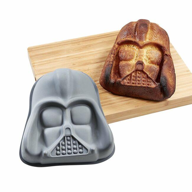 Darth Vader Star Wars szilkon tortaforma