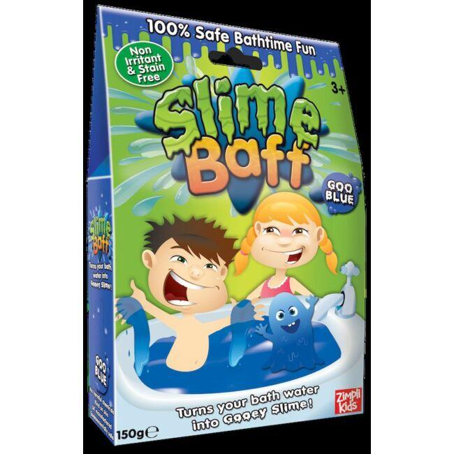 Slime Baff nyúlós fürdőzselé Kék