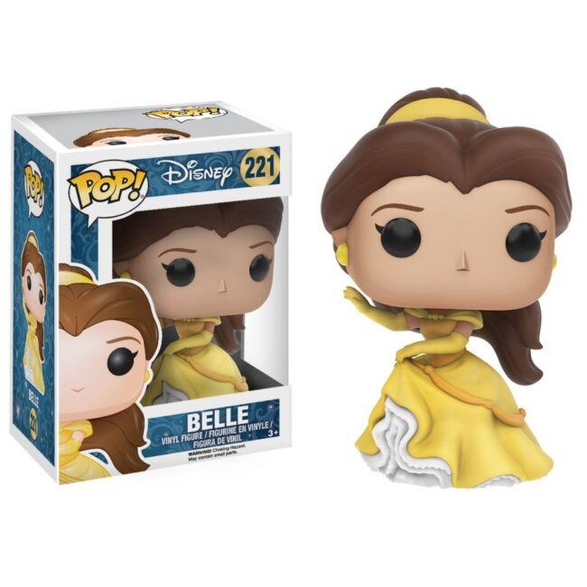 Szépség és a szörnyeteg Belle POP! figura