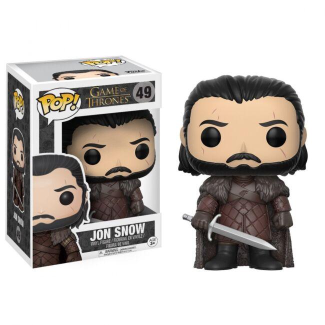 Trónok harca Jon Snow POP! figura