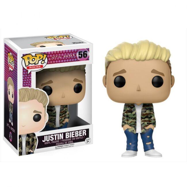 Justin Bieber POP figura