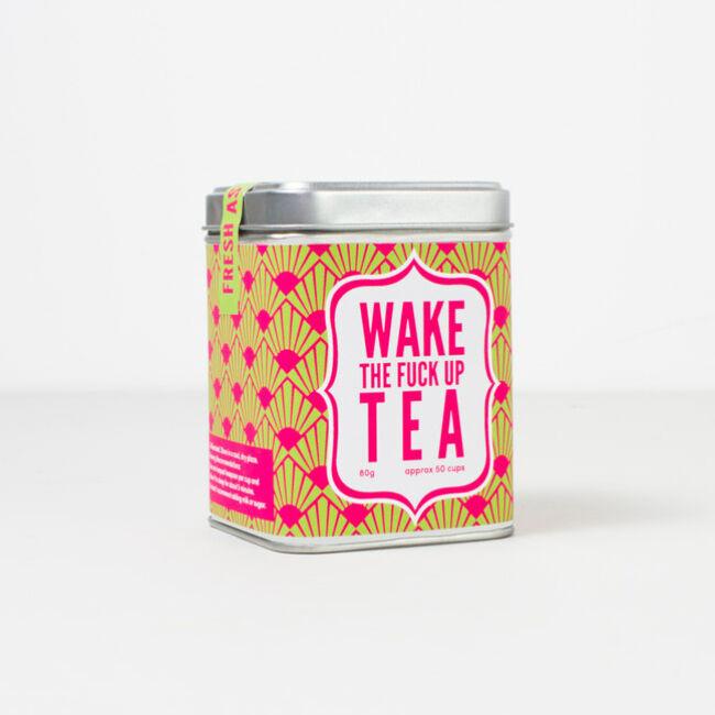Wake The F*ck Up! - ébresztő tea