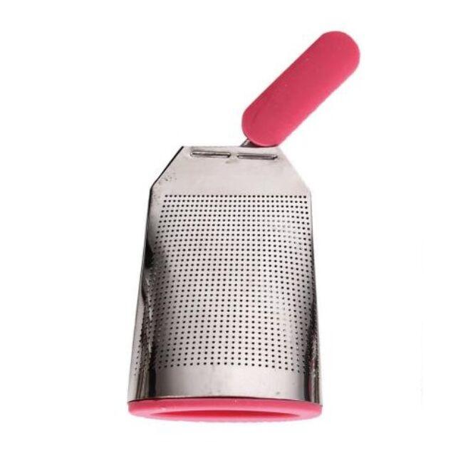 Tea táska formájú teafilter Rózsaszín
