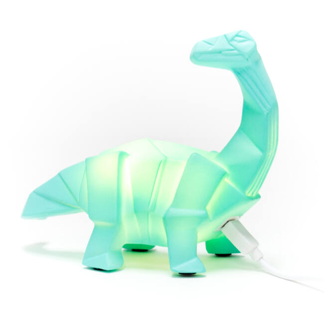Origami Brachiosaurus dinó hangulatvilágítás - 2 méretben Kicsi