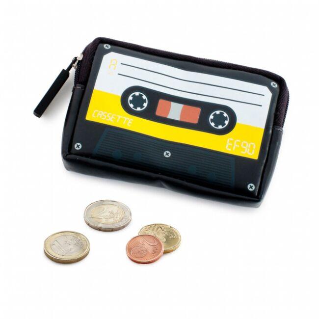 Kazetta pénztárca
