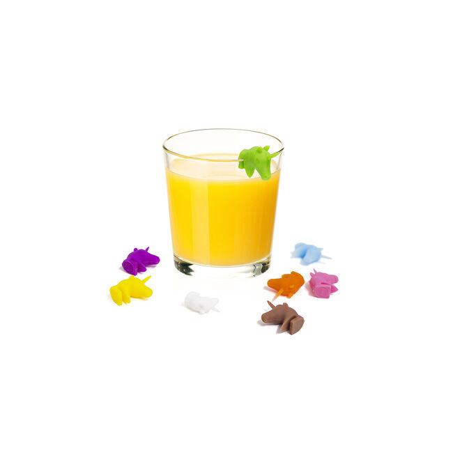 Unikornis pohárjelölő