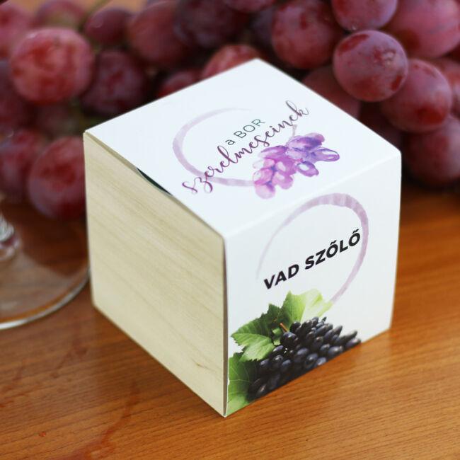 Vad szőlő - A bor szerelmeseinek