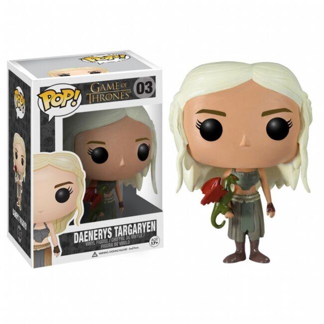 Trónok Harca Daenerys Targaryen POP! figura
