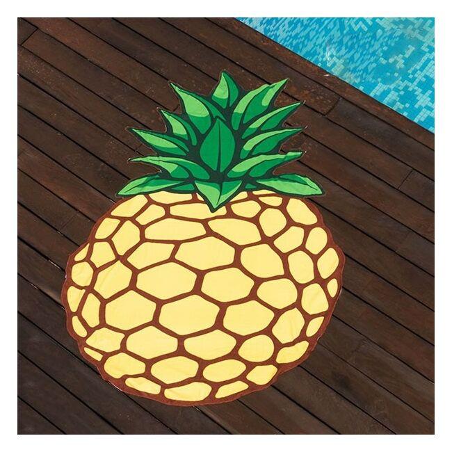 Ananász strandtörölköző