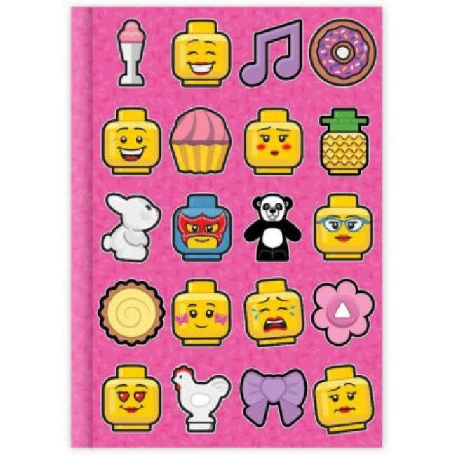 Lego jegyzetfüzet