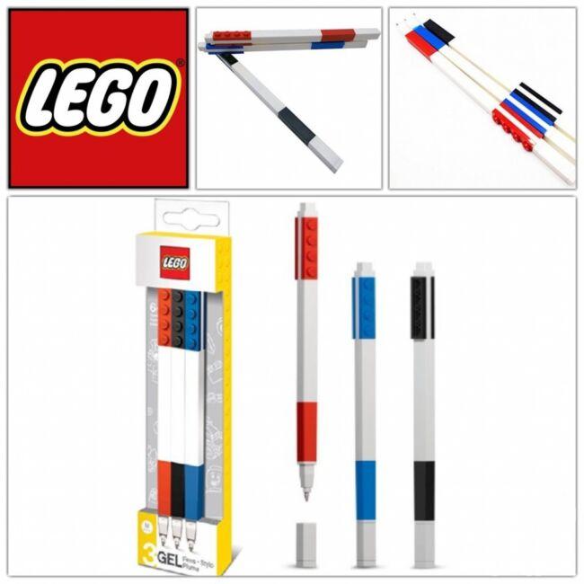 Lego zselés toll szett (3 DB)