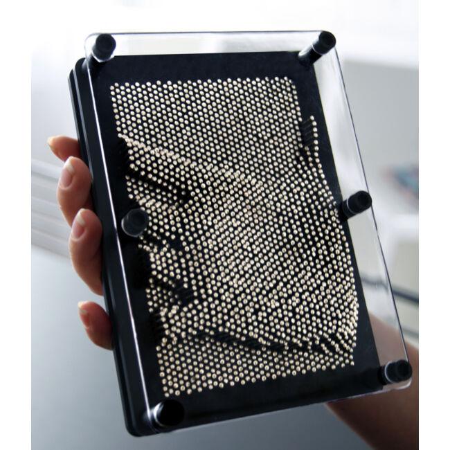 Pin Art - 3D dekorációs tűkép 18 x 13 x 4,5 cm