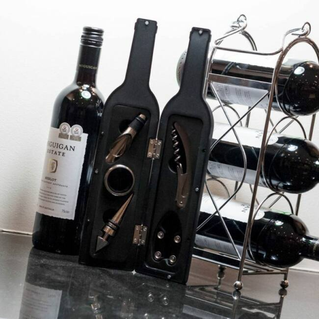 Wine Craft - borospalack boros szett
