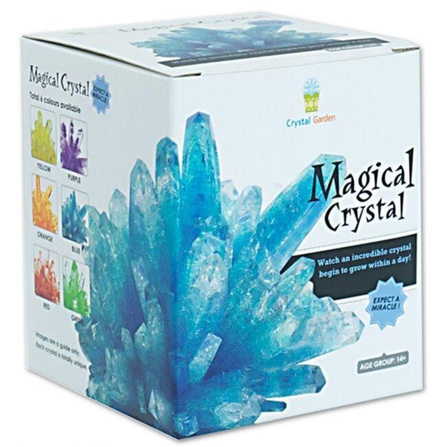 Mágikus Kristály - Növessz saját kristályt Kék