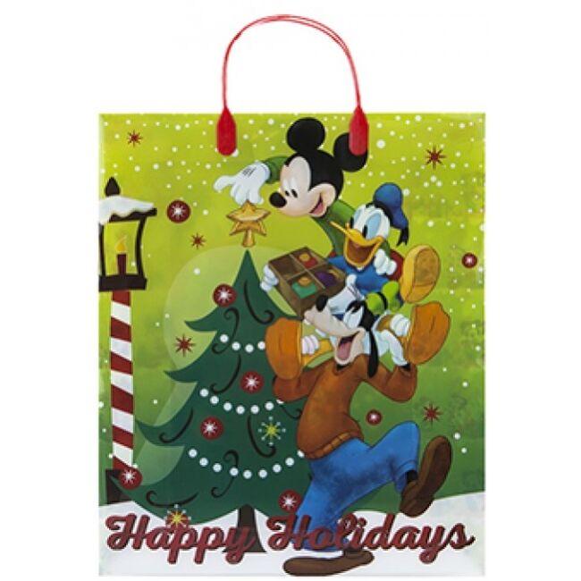 Disney ajándéktasak - 2 méretben Nagy zöld