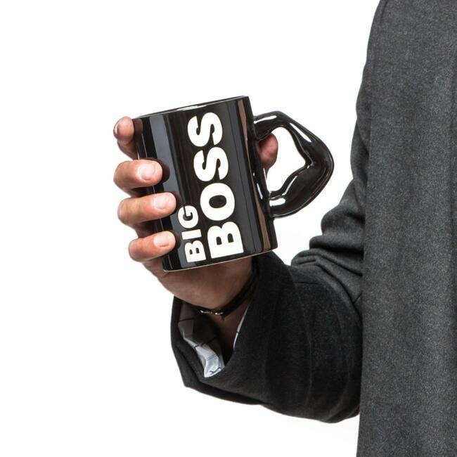 BIG BOSS - Nagy főnök izmos bögre