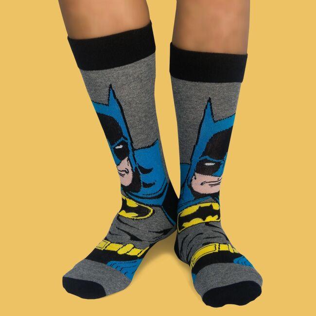 Batman zokni szett - 2 pár