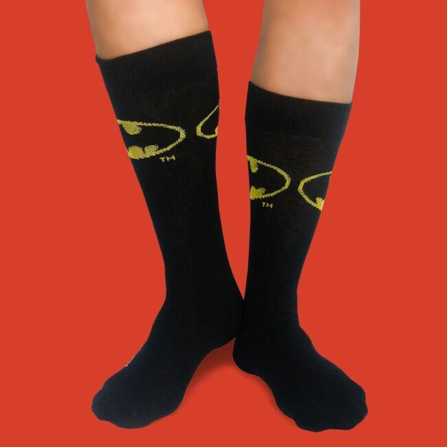 Batman zokni szett - 3 pár díszdobozban