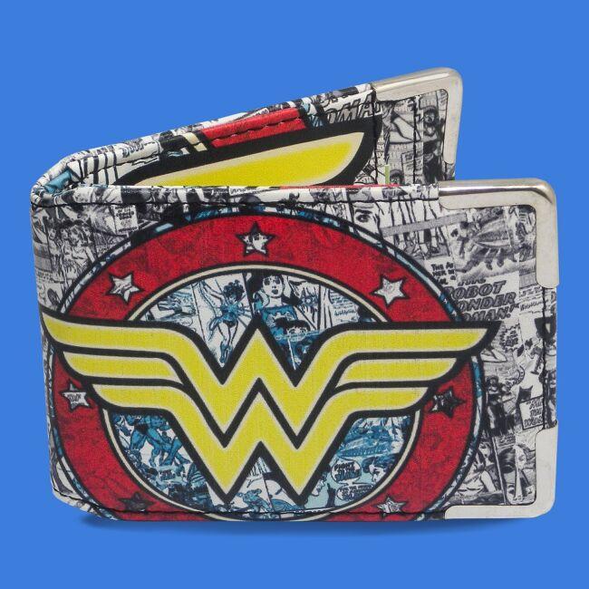 Wonder Woman kártya tartó tok