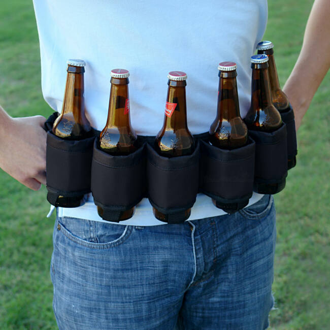 Sörtartó öv - Beer belt