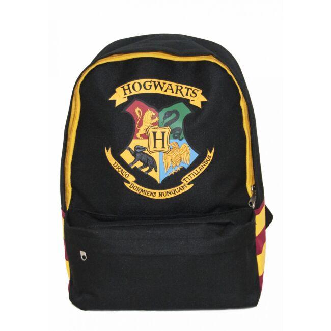 Harry Potter fekete Hogwarts hátizsák
