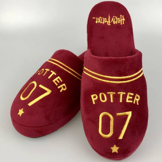 Harry Potter Quidditch (kviddics) papucs