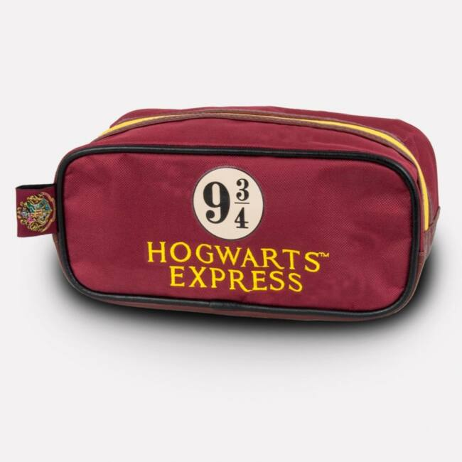 Harry Potter Hogwarts 9 ÉS  3/4 -edik vágány neszeszer táska