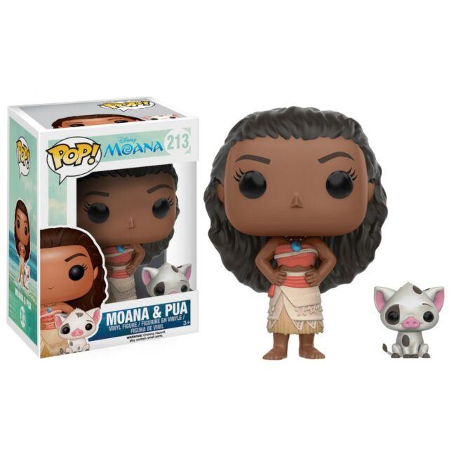 Moana és Pua Disney POP! figura