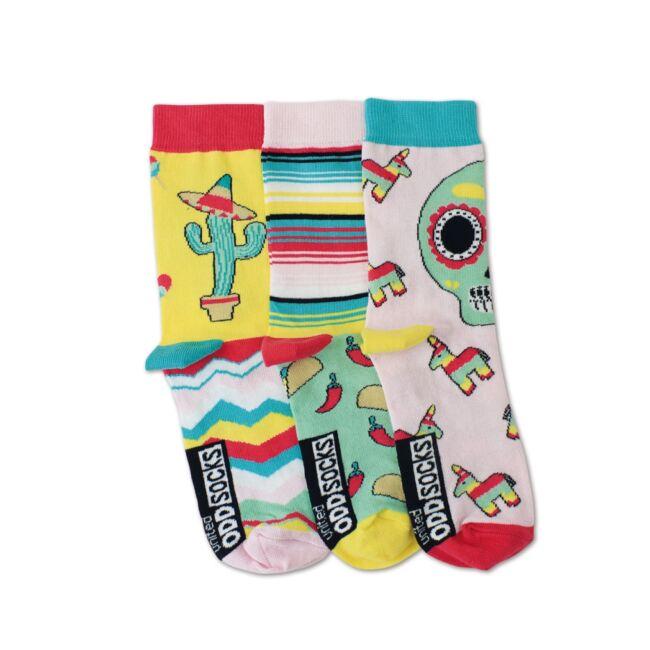Amy - 3 darabos zokni szett