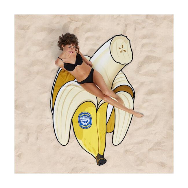 Óriás banán starndtörölköző