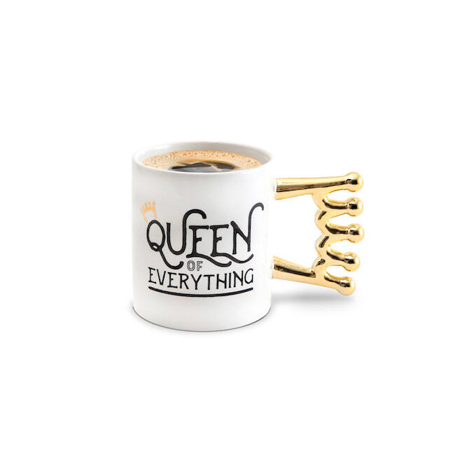 Queen of everything bögre