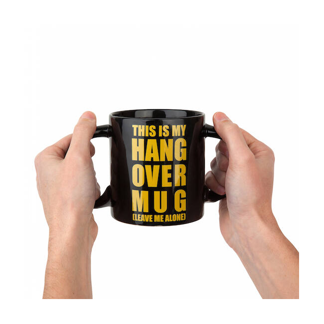 The hangover coffee óriás bögre másnaposságra